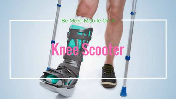 Drive Medical Adult Knee Walker Review