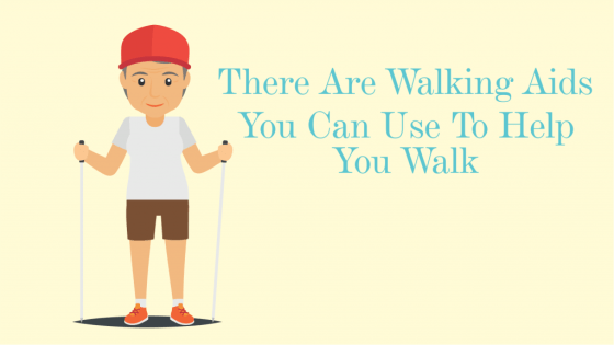 health benefits of walking (walking aids)