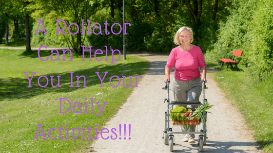 Best rollators for seniors