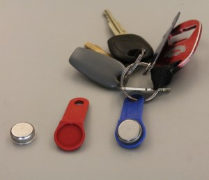 web iButton key
