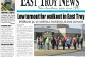 This week in the East Troy News….