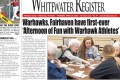 This week in the Whitewater Register …