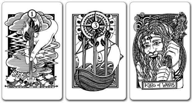 Heart & Hands Tarot Cards