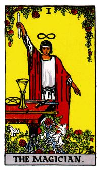 Magician - Tarot Card Meaning