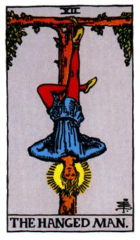 The Hanged Man Tarot Card Meanings