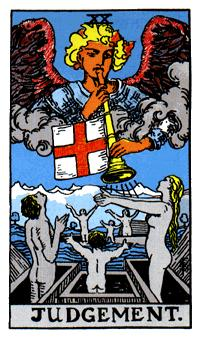 Judgement Tarot Card Meaning