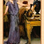 Eight of Coins - Tarot of the Delphi
