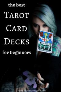 The best tarot card decks for beginners