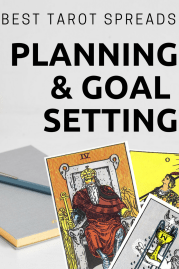 Best Tarot Spreads for Planning & Goal Setting