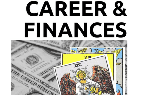 best tarot spreads for career and finances