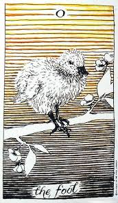 The Fool - The Wild Unknown Tarot