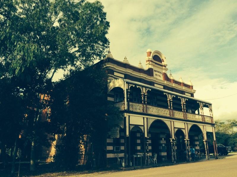 Imperial Hotel Queensland Australië
