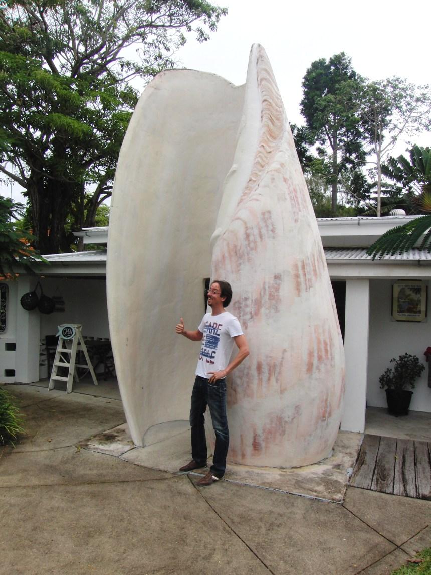 The Big Shell, Tewantin, Queensland