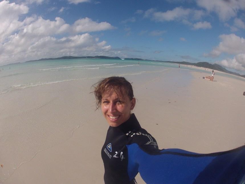 Whitsundays great barrier reef australie