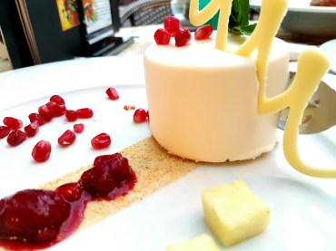 White Lady dessert Servië subotica boss cafe