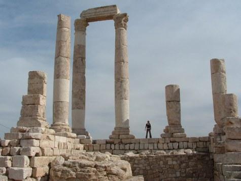 Citadel Jordanië