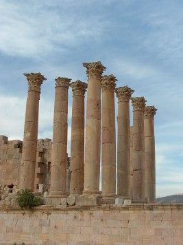 Jerash Jordanië