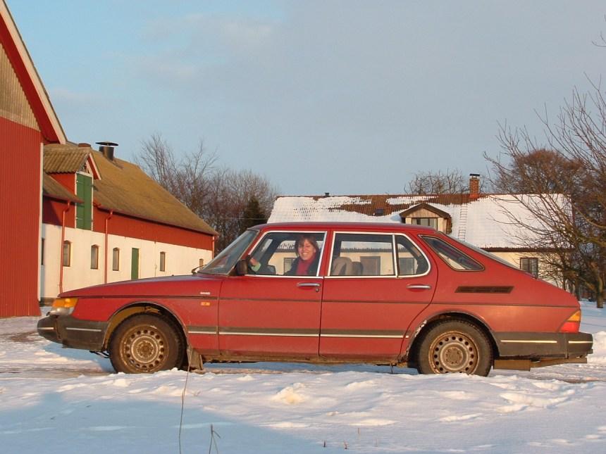 Mijn huis en auto in Zweden Alnarp