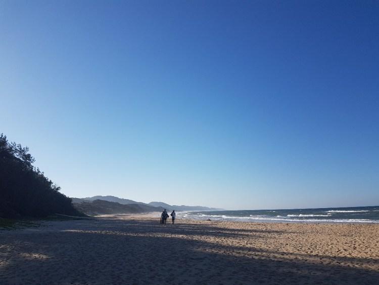 Strand St Lucia Wetland Zuid Afrika