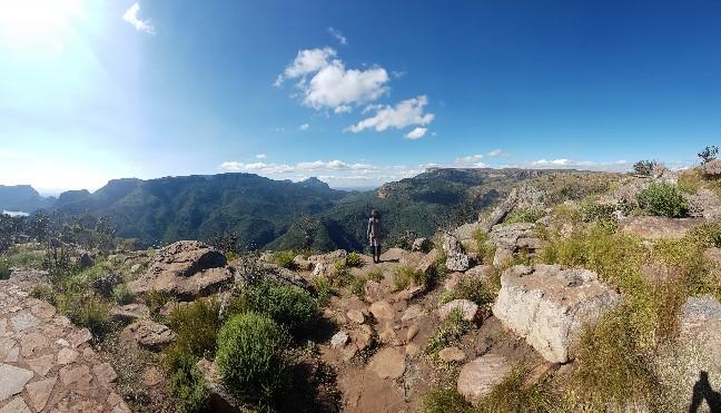 Blyde River Canyon Zuid Afrika
