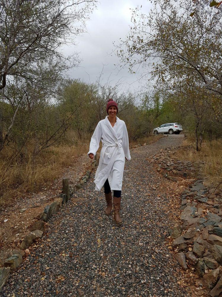 Spa behandeling Zuid Afrika