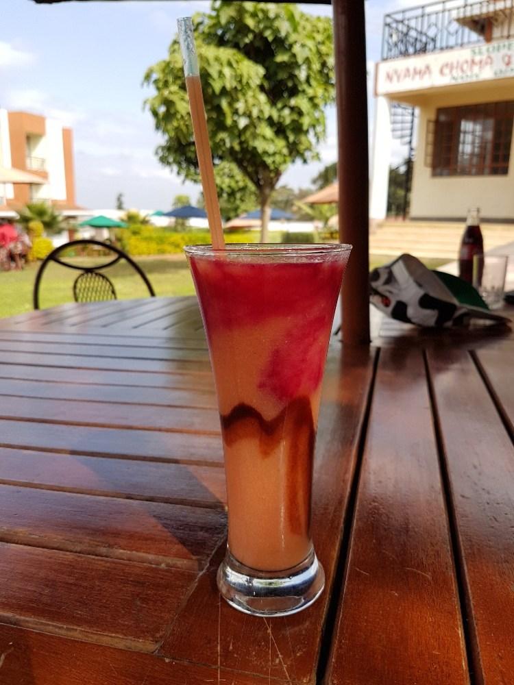 Drankje voor bij de meeting