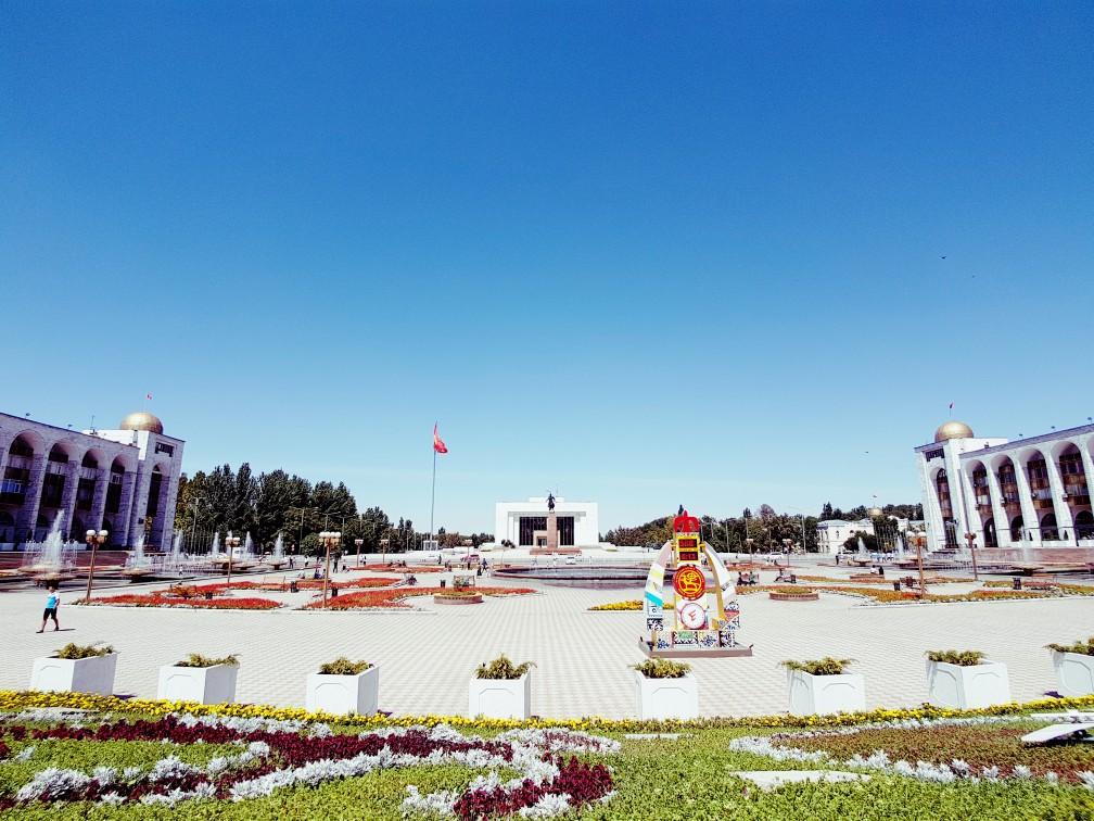 Citytrip Bishkek; eten, shoppen, bezienswaardigheden