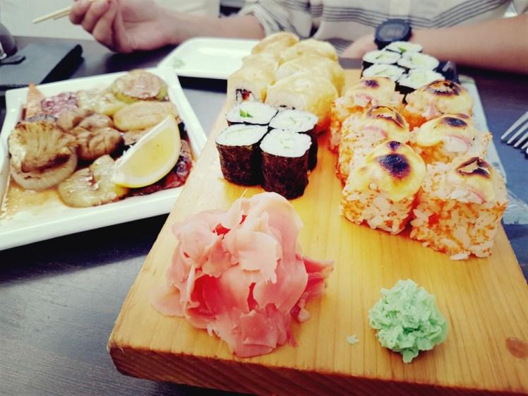 Sushi bishkek
