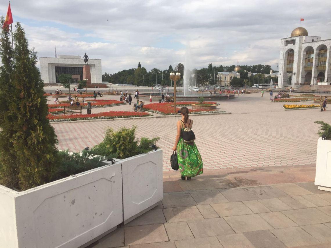 Ala too Bishkek Kirgizië