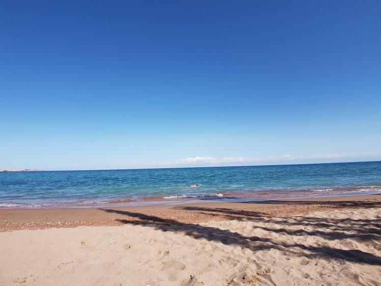 Lake Issyk Kul Kirgizië