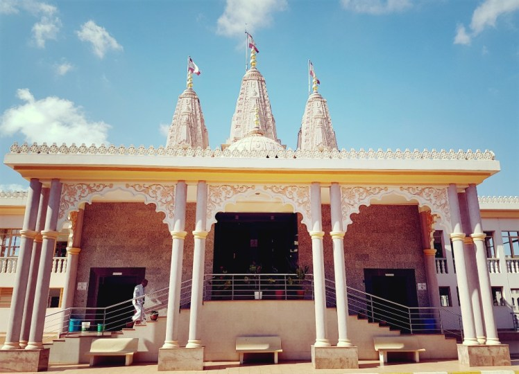Boeddhistische tempel kenia