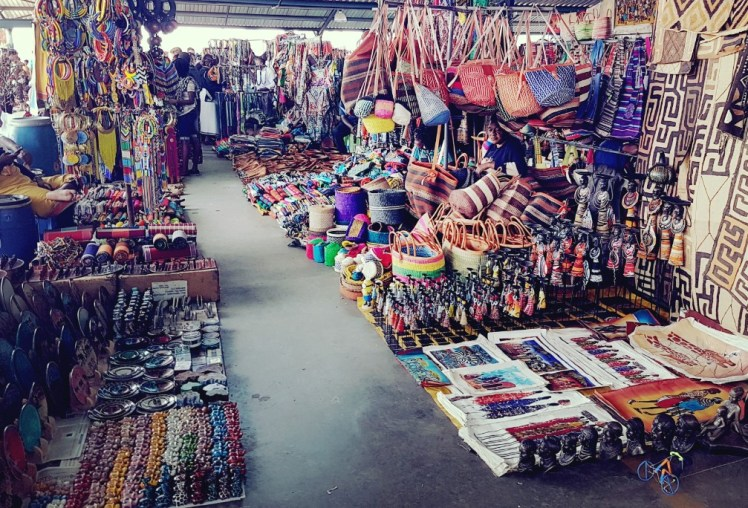 Masai markt Nairobi