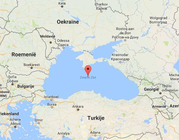 Zwarte Zee Bulgarije