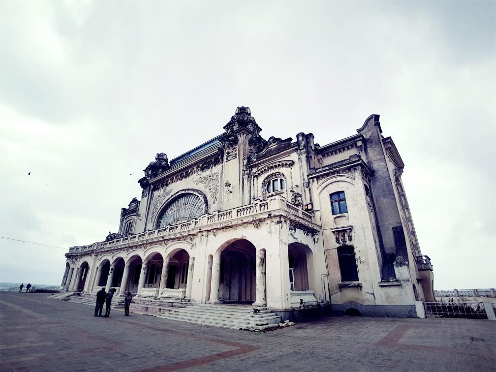 Constanta casino roemenië