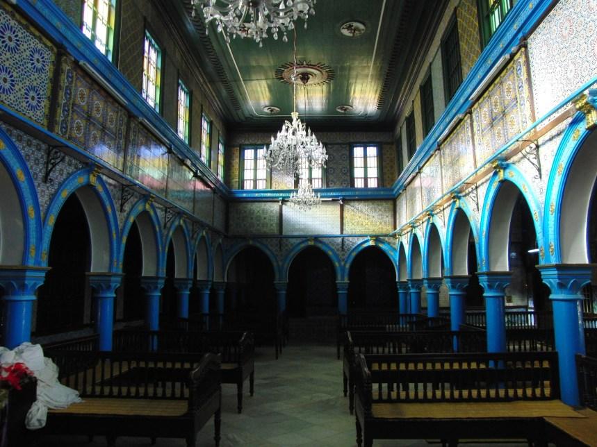 Djerba Tunesie joodse synagoge