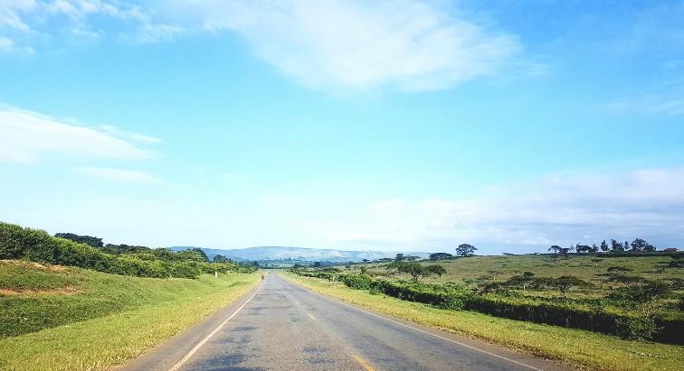 Onderweg in Oeganda
