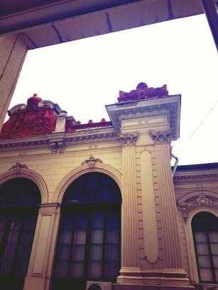 Wakker worden in Boekarest Roemenië