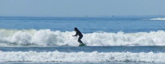 Vancouver Island Canada surfen Tofino