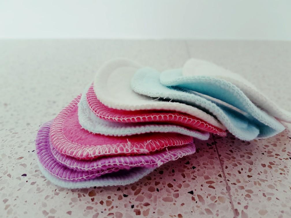 Wasbare wattenschijfjes van Lana Luna