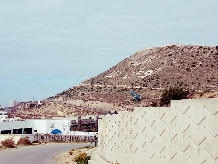 Agadir Marokko Kasbah
