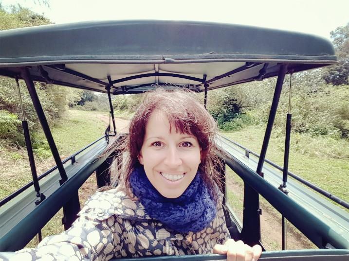 Aberdare National Park The Ark Lodge safari gamedrive Kenia (2)