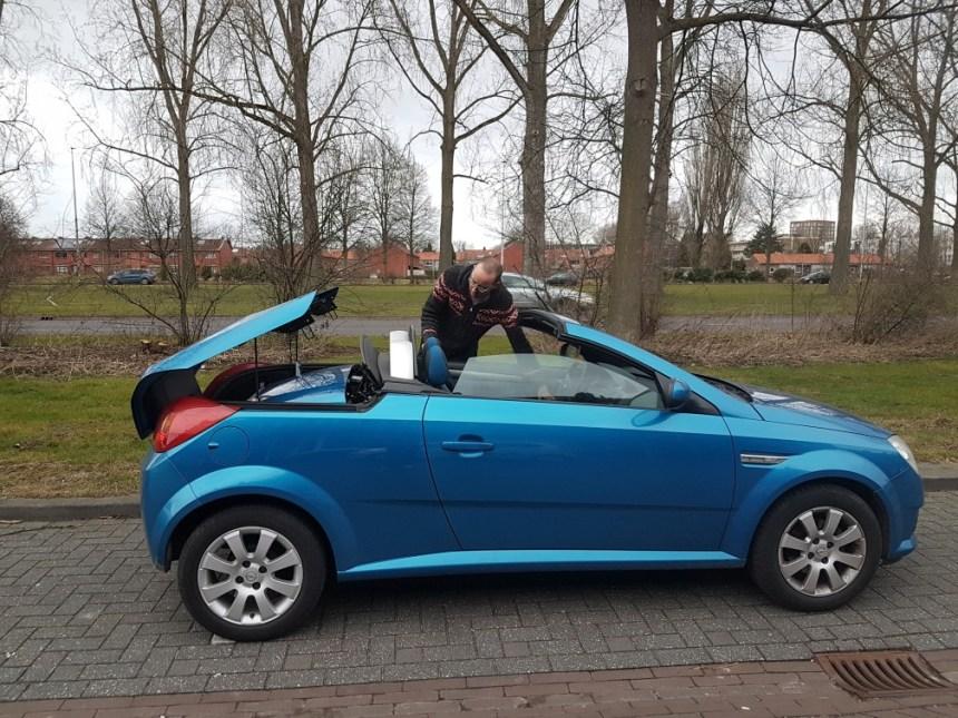 Cabrio Opel Tigra