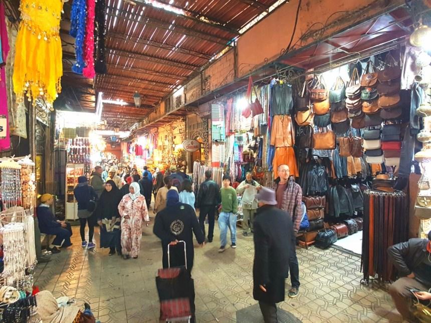 Souk Marrakesh Marokko (2)