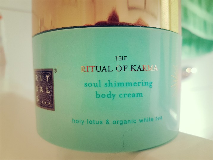 Rituals Holy lotus organic white tea