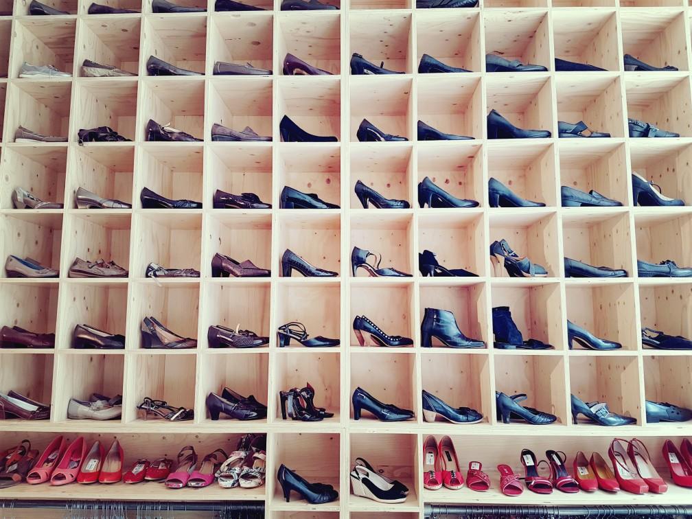 Leger des heils reshare store Nijmegen schoenen