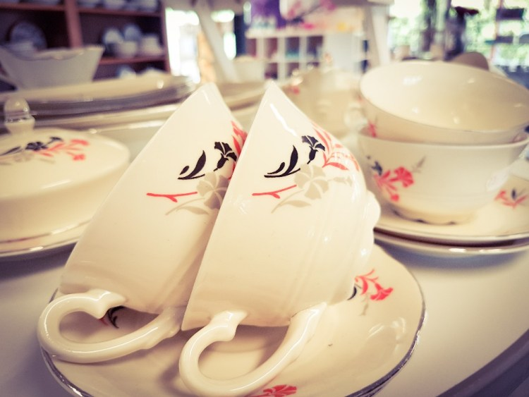 Vintage servies 2Switch Kringloopwinkel Wierden