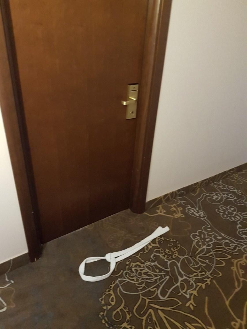 hygiene Rin Hotel Boekarest Roemenië