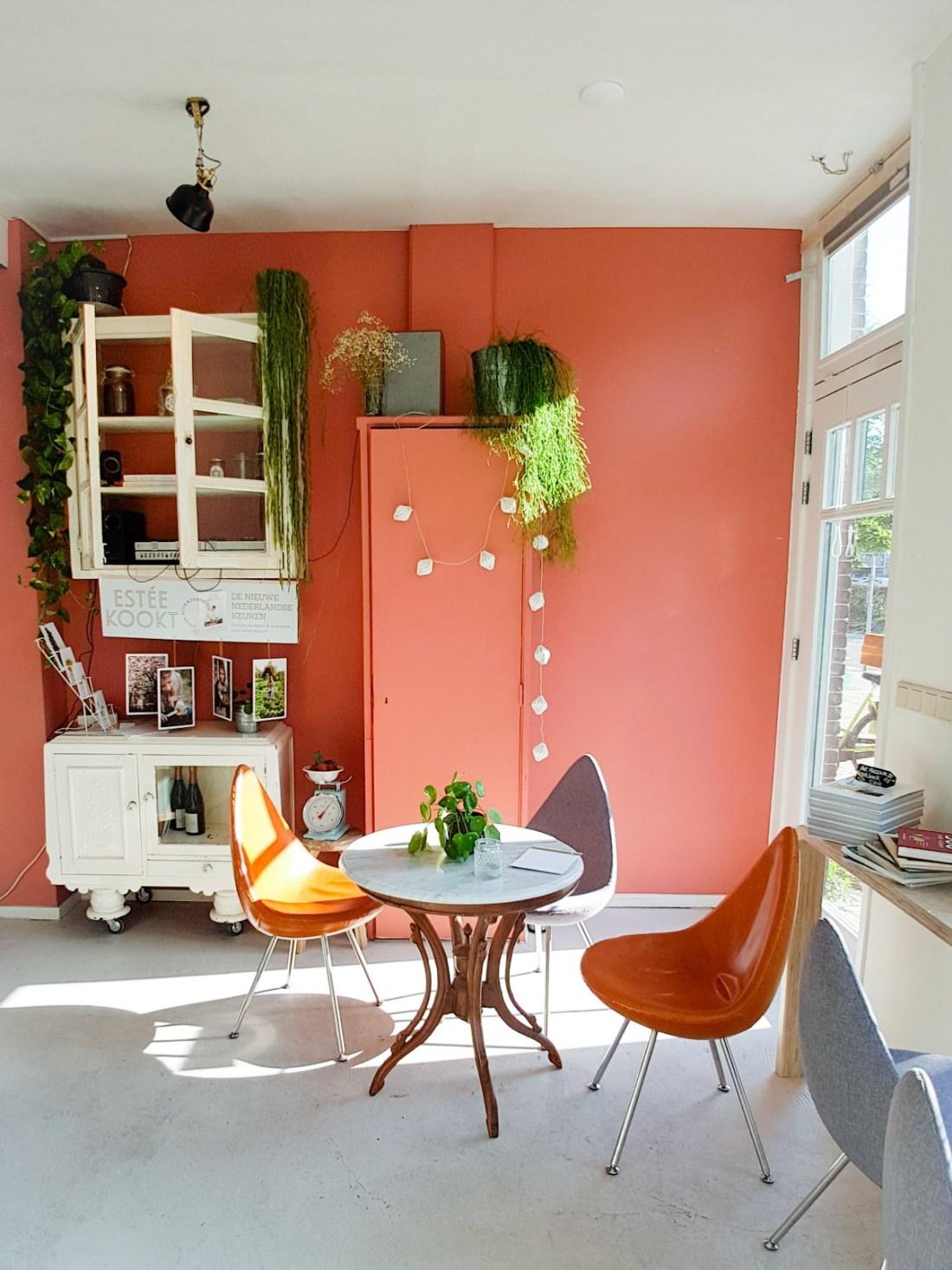 Cafe lunchroom Stroom Arnhem