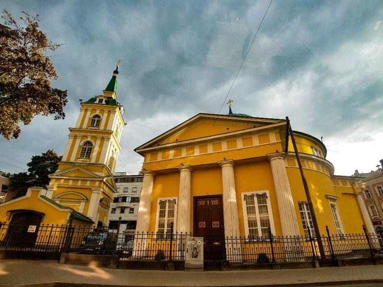 Gouden Kerk Riga Letland