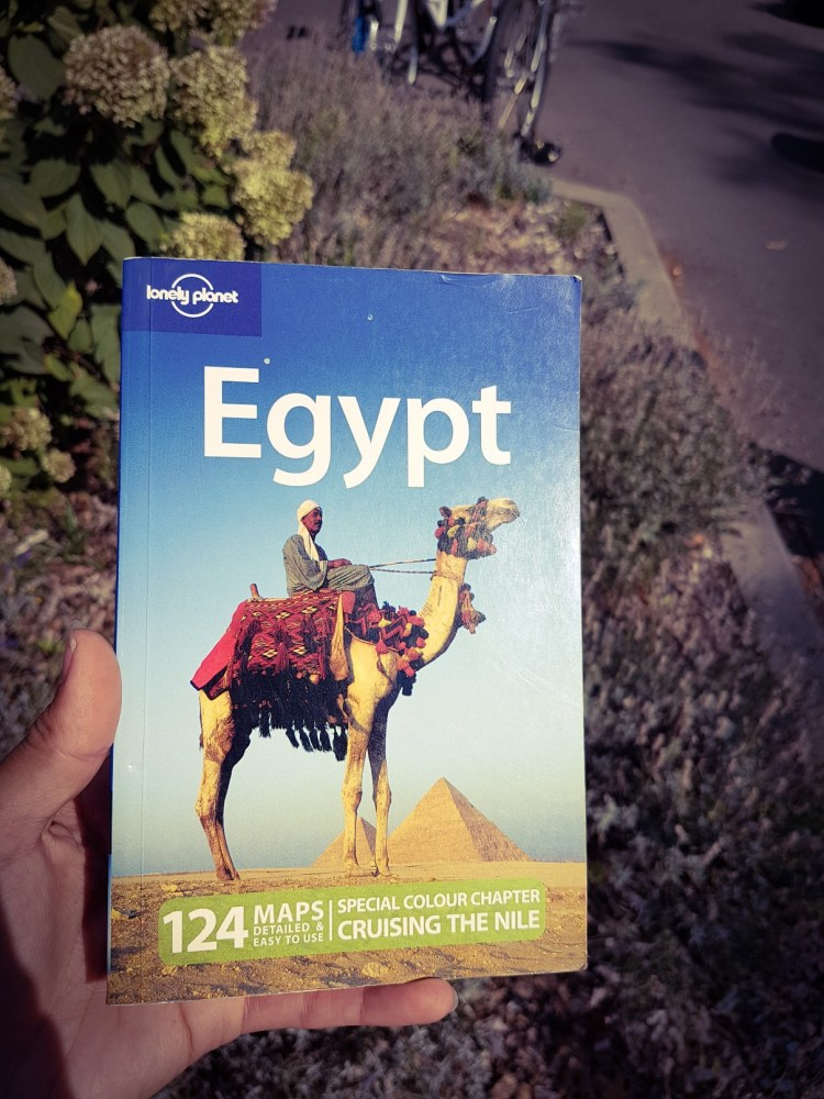 Lonely Planet Egypte